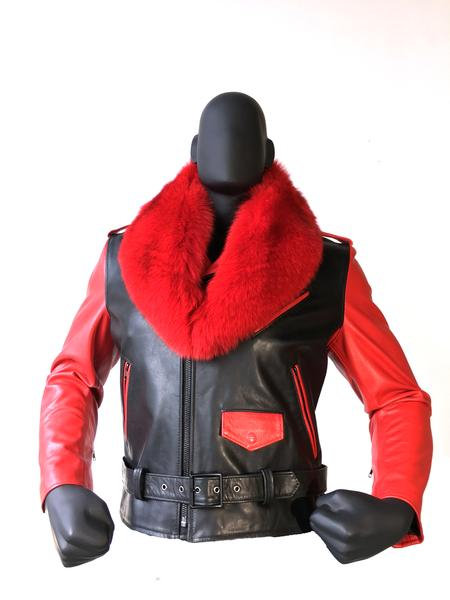 Outerwear Red/Black
