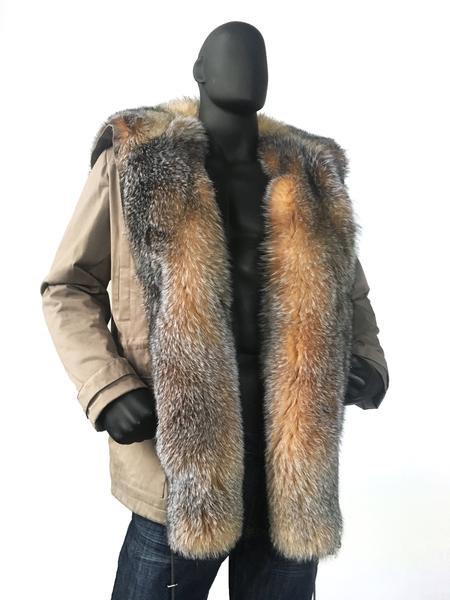 Outerwear Khaki