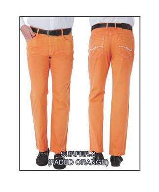 Surfer-2 Faded Orange