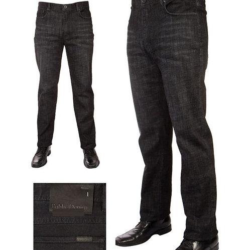 Black/Black Pants