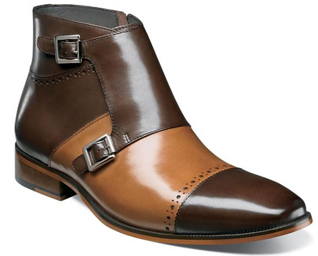 Brown Multi Boots
