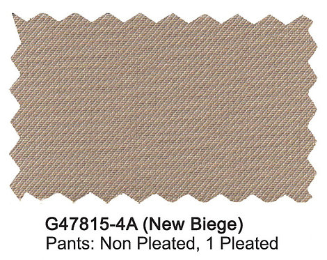 G47815-4A-Girogio Fiorelli Pants-Solid Beige