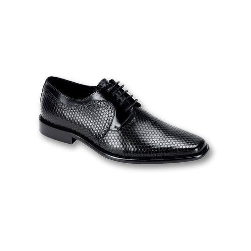 SL0014 | Black Genuine Leather