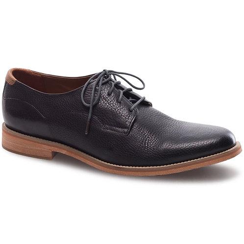 J.Shoes Men's Indi Black Leather Dress Shoe