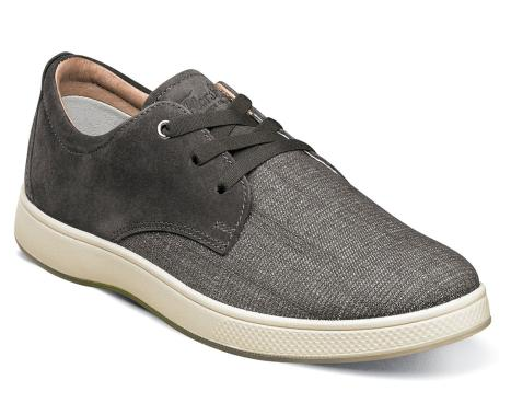 Charcoal Casual Shoes