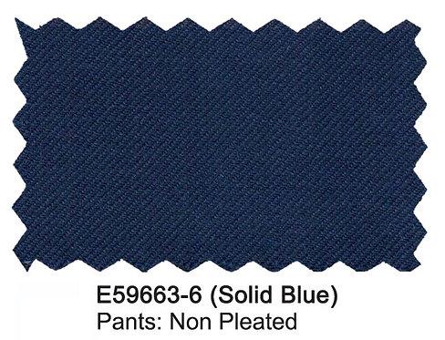 E59663-6-Enzo Pants-Solid Blue