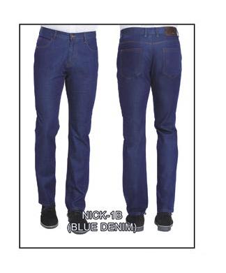 Nick-1B Blue Denim