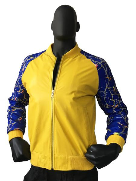 Outerwear Yellow