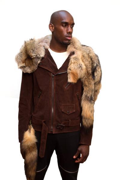 Outerwear Brown