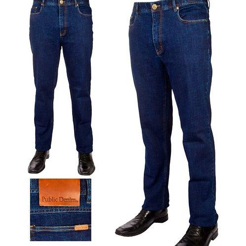 M-Blue Pants