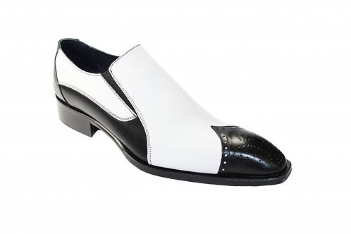 Black/White Shoes