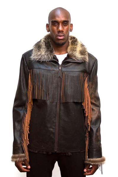 Brown Jackets
