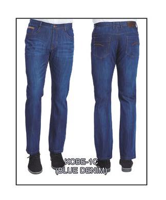 Kobe-1C Blue Denim