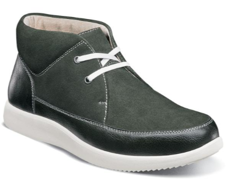 Dark Green Casual Shoes