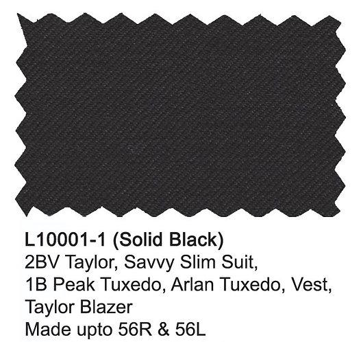 L10001-1-London Fog Suit-Black