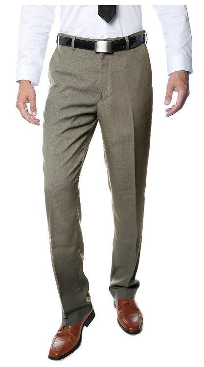 Premium Quality Mens Tan Regular Fit Formal & Business Pants