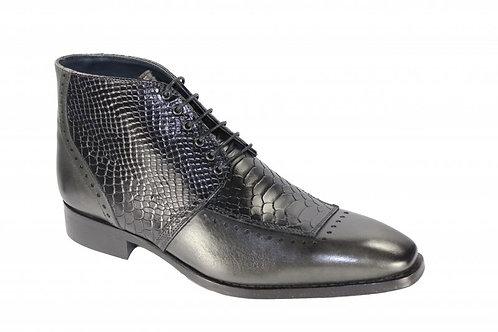 Grey/Black Shoes