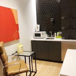 corporate lactation room design