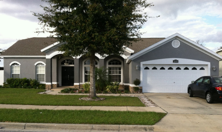 Exterior | Painters in Clermont, FL
