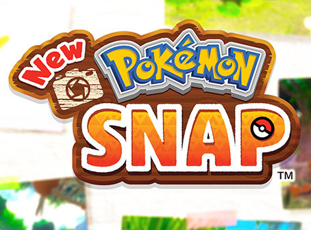 OH SNAP! POKEMON SNAP!