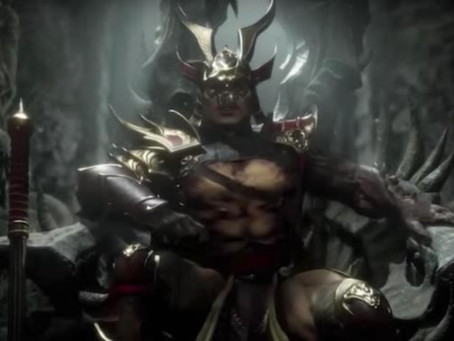 READ Shao Kahn Emporer of Outworld Chapter 1 Now!