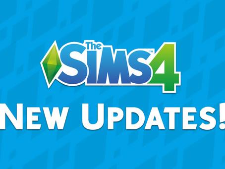 Sims 4 Free Update