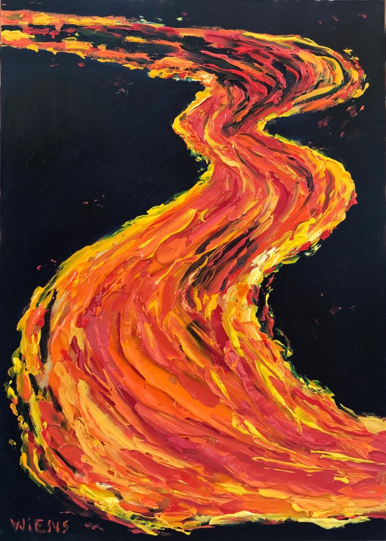 """""""Kilauea Volcano IV"""""""