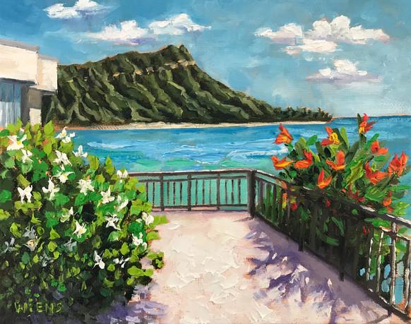 """Waikiki Waterfront"""