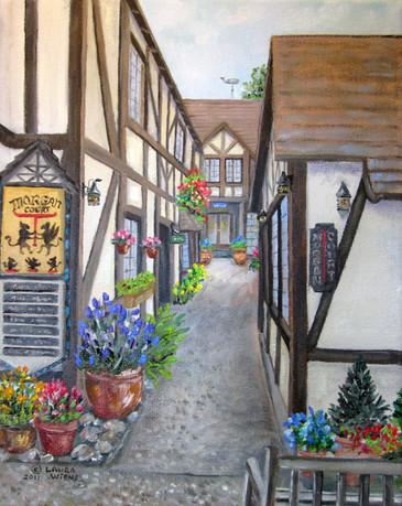 """Carmel Courtyard"""