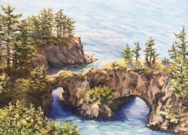 """Natural Bridges"""
