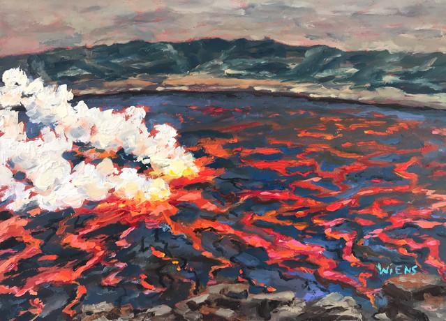 """""""Kilauea Volcano III"""""""
