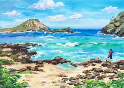 """""""Makapu'u Beach"""""""