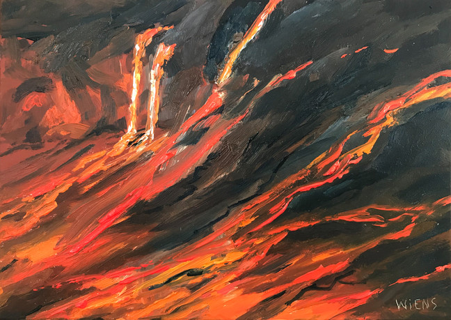 """Kilauea Volcano VI"""