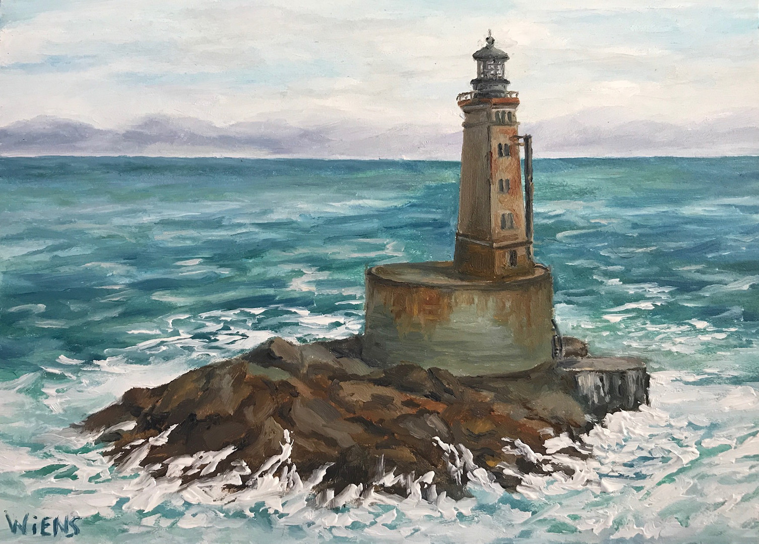 """St. George Reef Lighthouse"""