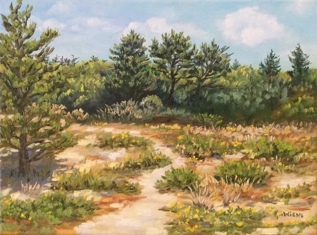 """Sandy Path"""