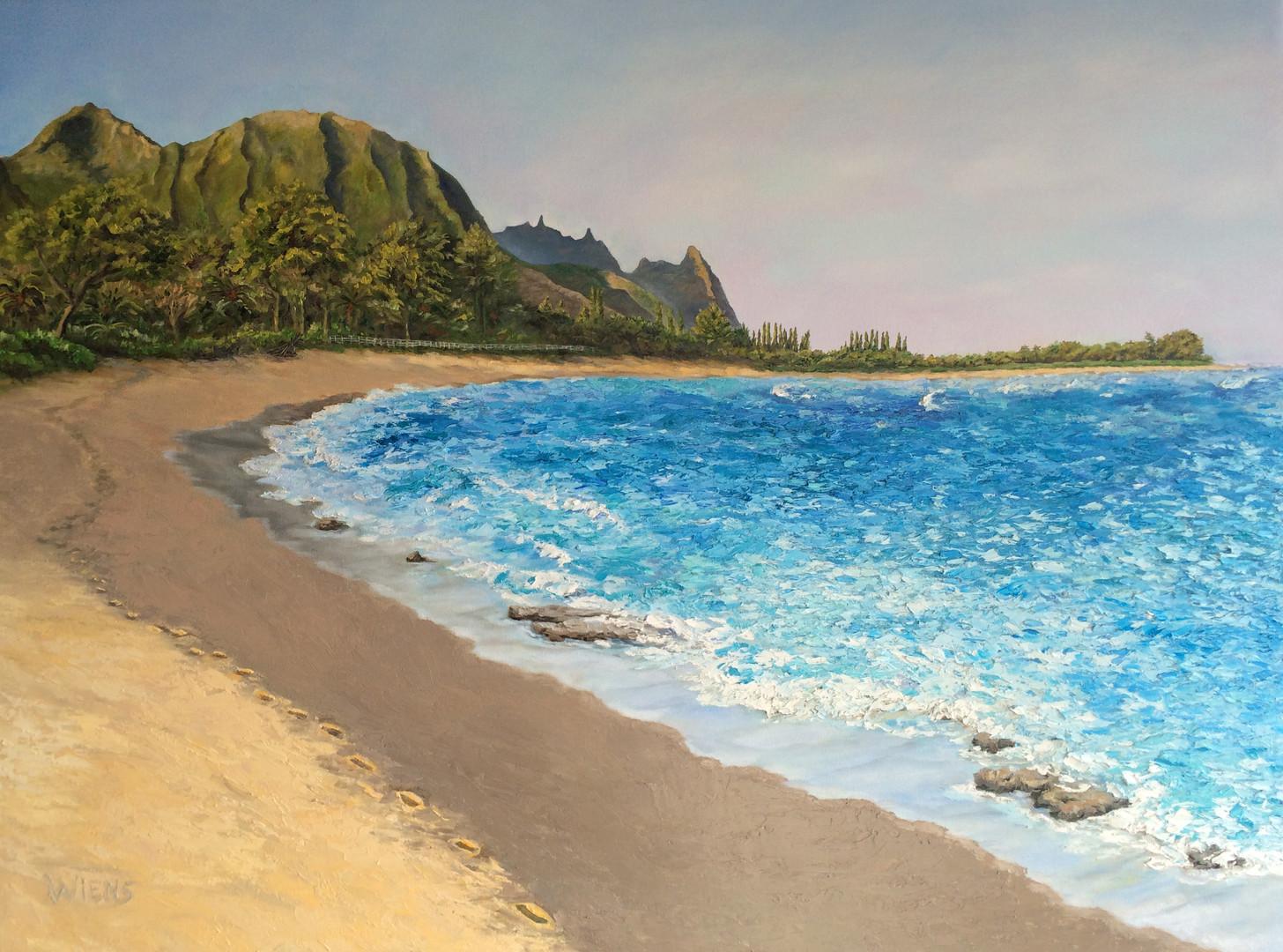 """""""Kauai Beach"""""""