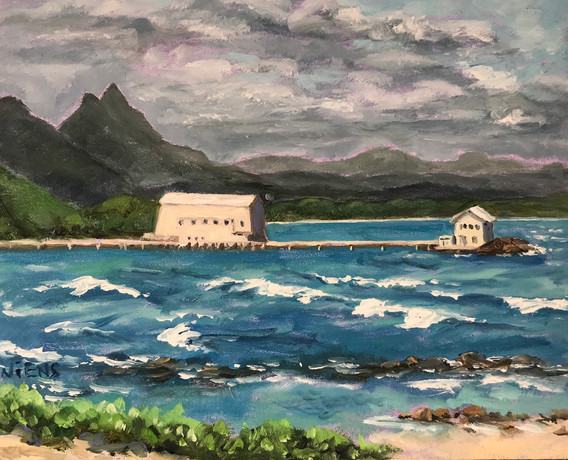 """Windward Shore"""