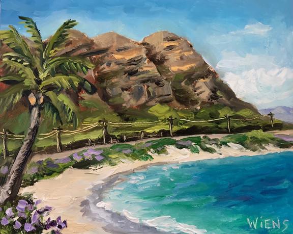 """""""Waimanalo Bay Beach"""""""