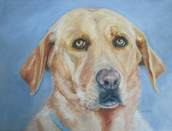 """""""The Labrador"""" (commissioned)"""