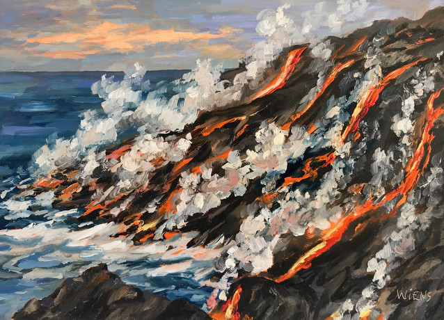 """Kilauea Volcano VII"""
