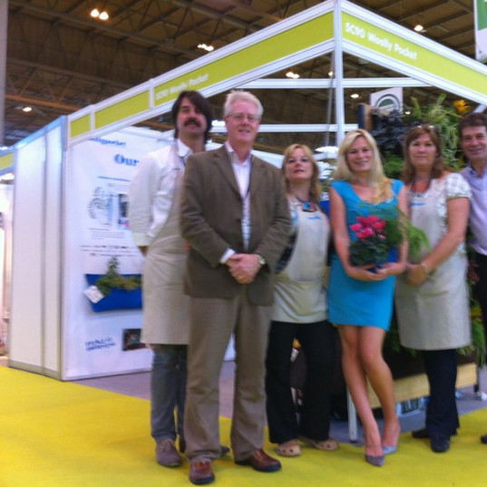 The Woolley Pockets team and their trade