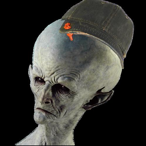 coal diamond hat