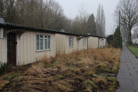 Conservation groups and residents are fighting to preserve these prefabs in the Birmingham suburb of Moseley.  Some of the Wake Green Road prefabs have been listed as buildings of special historic significance.