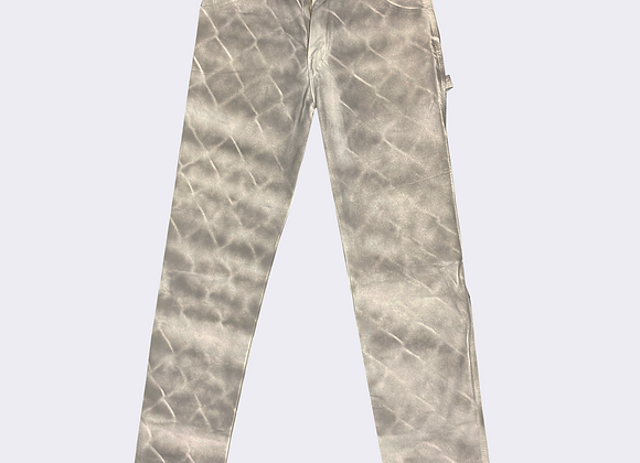 Stained Fence Painters Pants