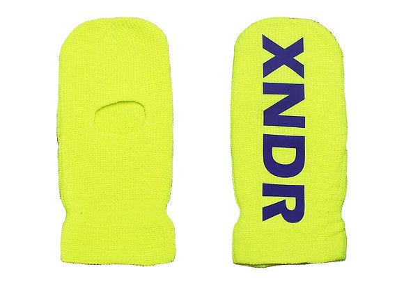 XNDR Knitted Bang Bang Mask