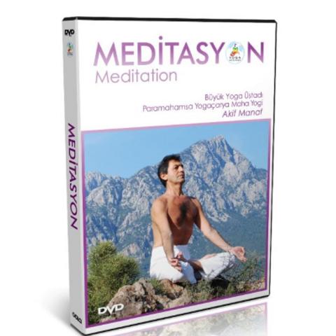 Meditation DVD (1 MP4 file)
