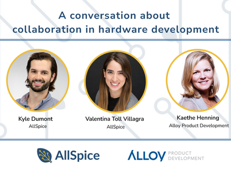 Let's chat: hardware product development, collaboration, and documentation 📚