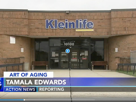6ABC Action News Features KleinLife's Home Delivered Meals Program