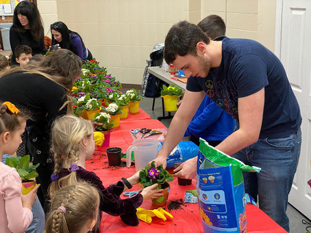 A Hands-On Lesson For Tu B'Shevat