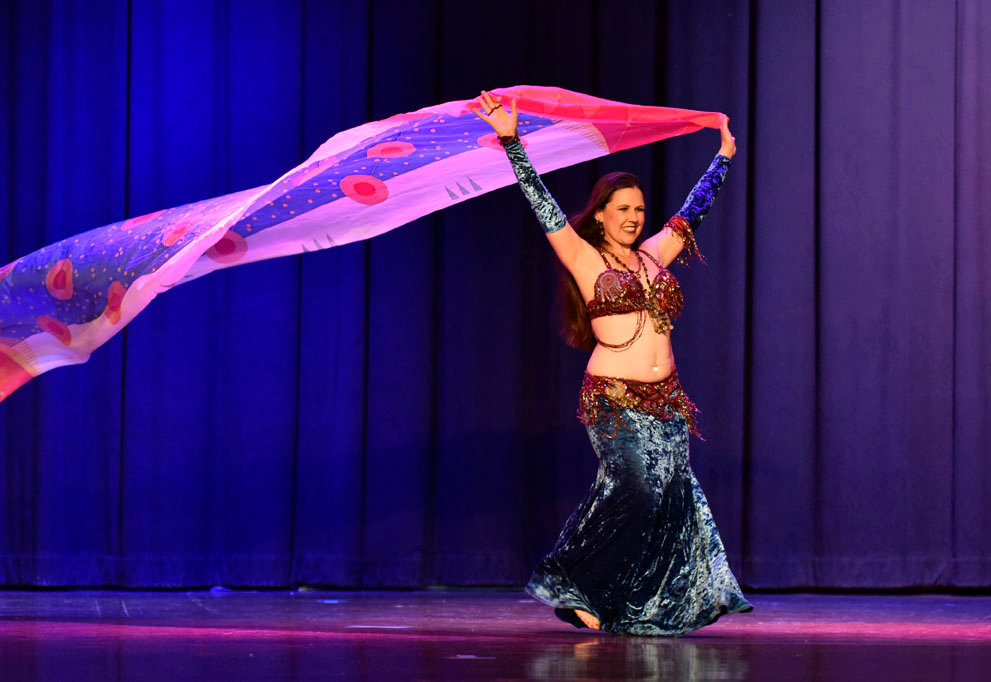 Beginning Belly Dance with Shoshanna